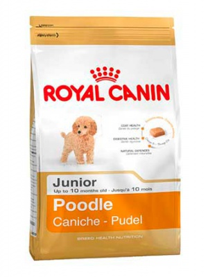 Корм Royal Canin Poodle 33 Junior 500гр