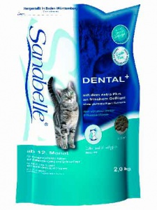 Корм Sanabelle Dental для кошек 10кг