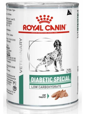 Консервы Royal Canin Diabetic Special Low Carbohydrate 420гр