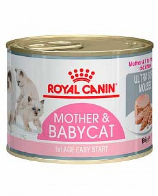 Консервы Royal Canin Babycat Instinctive, 195гр