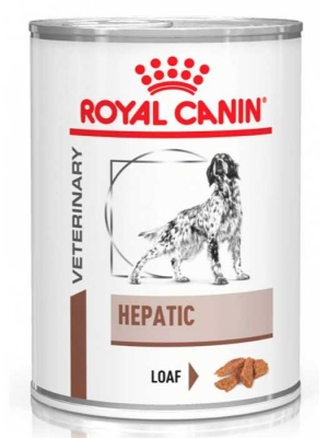 Консервы Royal Canin Hepatic 400гр