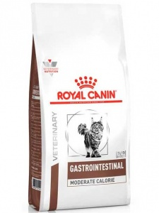 Корм Royal Canin Gastro Intestinal Moderate Calorie 400гр