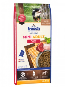 Bosch Mini Adult Lamb & Rice 15кг
