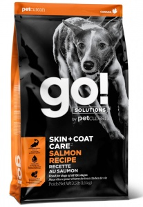 Корм GO Sensitivity + Shine Salmon Dog Recipe 11,3кг