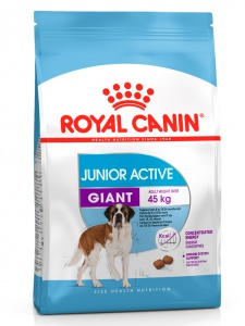 Корм Royal Canin Giant Junior Active 15 кг