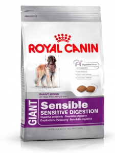 Корм Royal Canin Giant Sensible, 15кг