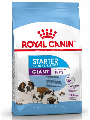 Корм Royal Canin Giant Starter 1кг