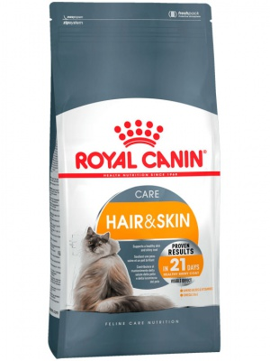 Корм Royal Canin Hair & Skin 33, 400гр