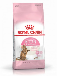 Корм Royal Canin Kitten Sterilised 4кг
