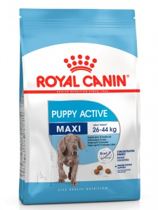 Корм Royal Canin Maxi Junior Active 4кг