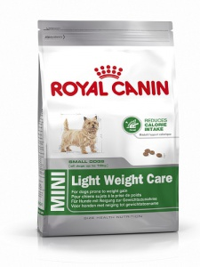 Корм Royal Canin Mini Light Weight Care 4кг