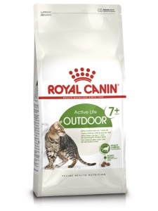 Корм Royal Canin Outdoor 7+, 2кг