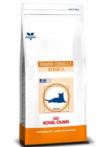 Корм Royal Canin Senior Consult Stage 2, 400гр