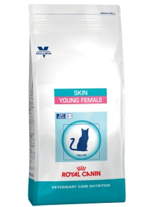 Корм Royal Canin Skin Young Female 3,5кг