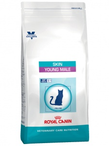 Корм Royal Canin Skin Young Male, 1,5кг