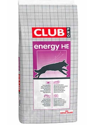 Корм Royal Canin Special Club Pro Energy HE  20кг