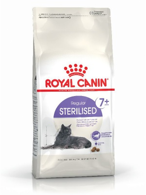 Корм Royal Canin Sterilised 7+, 400гр