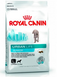 Корм Royal Canin Urban Life Junior Large Dog 9кг