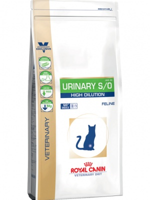 Корм Royal Canin Urinary S/O High Dilution UMC34 0,4кг