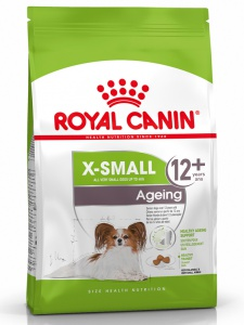 Корм Royal Canin X-Small Ageing 12+, 1,5кг