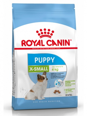 Корм Royal Canin X-Small Junior 1,5 кг
