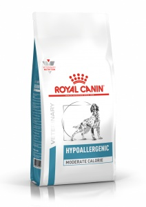 Корм Royal Canin Hypoallergenic Moderate Calorie 7кг