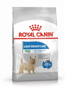 Корм Royal Canin Mini Light Weight Care 1кг