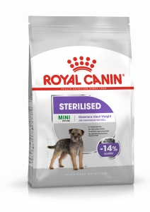 Корм Royal Canin Mini Sterilised Adult 3кг