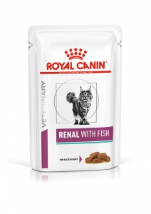 Влажный корм Royal Canin Renal Wiht Tuna 85гр