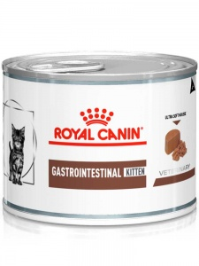 Консервы Royal Canin Gastrointestinal Kitten 195гр