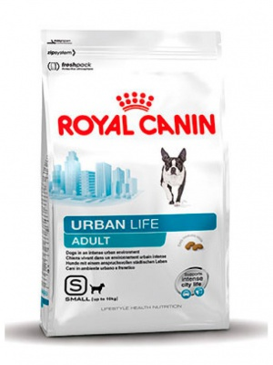 Корм Royal Canin Urban Life Adult Small Dog 500гр