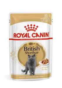 Влажный корм Royal Canin British Shorthair Adult 85гр