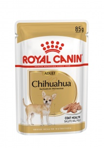 Влажный корм Royal Canin Chihuahua Adult 85гр