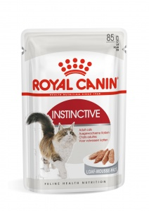 Влажный корм Royal Canin Instinctive в паштете 85гр