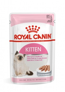 Влажный корм Royal Canin Kitten Instinctive в паштете, 85гр