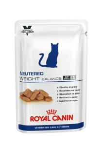 Влажный корм Royal Canin Neutered Weight Balance, 100гр