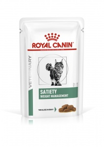 Влажный корм Royal Canin Satiety Weight Managements 85гр