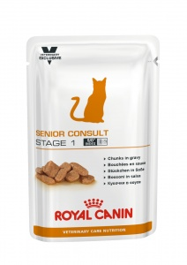 Royal Canin Senior Consult Stage 1 100гр