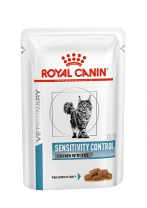 Влажный корм Royal Canin Sensitivity Control  85гр