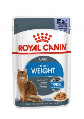 Влажный корм Royal Canin Ultra Light в желе 85гр