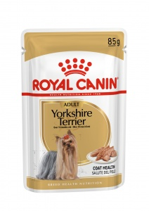 Влажный корм Royal Canin Yorkshire Terrier Adult 85гр